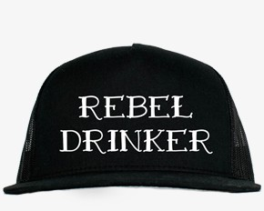 Rebel Drinker Hat